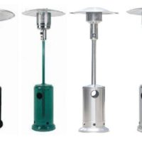 Mushroom Outdoor Gas Heaters