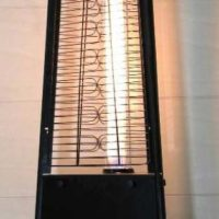 TRIANGLE PYRAMID OUTDOOR PATIO HEATER