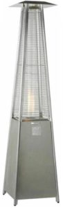 SQURE PYRAMID OUTDOOR HEATER